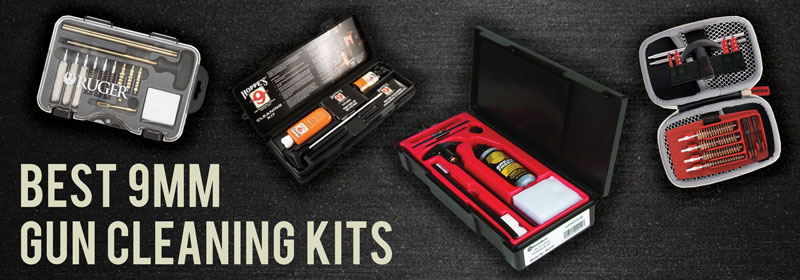 9mm Gun Cleaning Kits