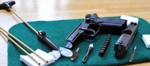 Gun Cleaning Mat