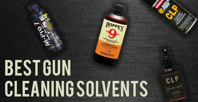 Top 10 Best Gun Cleaning Solvents of 2019 | Guns Cleaner