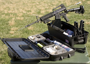 AR Gun Cleaning Box