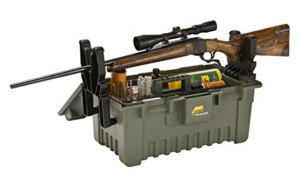 gun cleaning supplies storage box