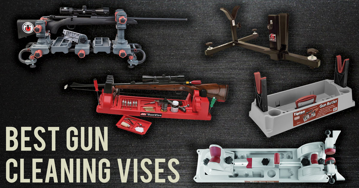5 Best Gun Vise & Maintenance Centers of 2019 | Guns Cleaner